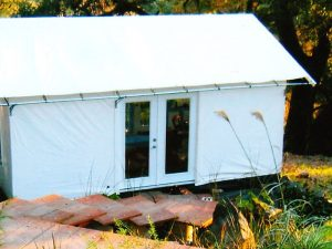 Vista Bungalow House Kits & Sweetwater Bungalow u2013 your portable housing tent cabin made of canvas