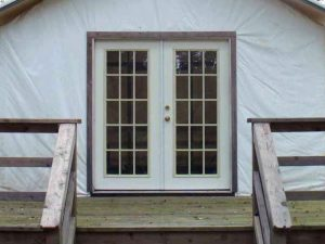 Double French Door