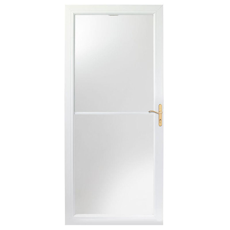 Full Glass Storm Door