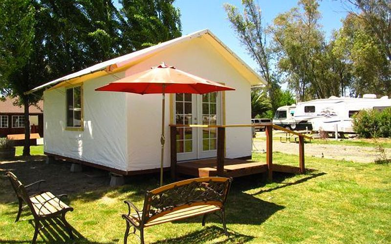Glamping – 'Glamorous Camping' is the Latest Trend in Outdoor Travel